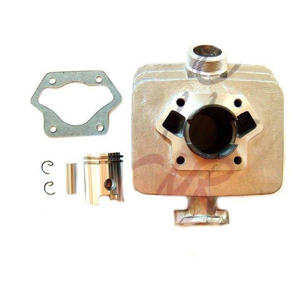 Zylinder mit Kolben für Simson S51, SR50, Schwalbe, 50ccm