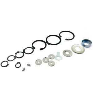 Sicherungsteile Set Motor - S51, S53, S70, S83, SR50, SR80, Schwalbe KR51/2