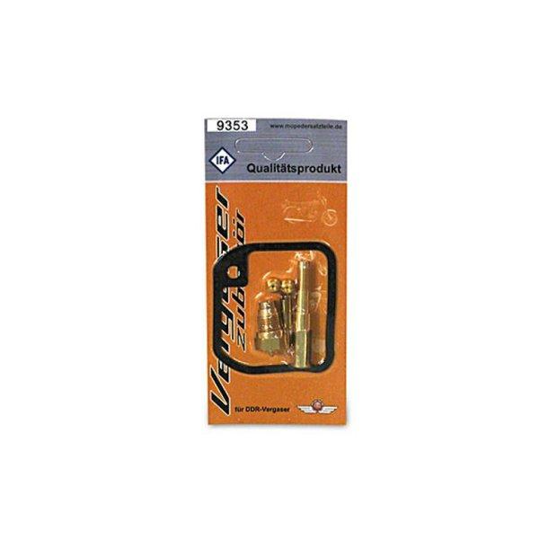Reparaturset für Vergaser 16N1-11  S51, S70. SR50, SR80 (6-teilig)