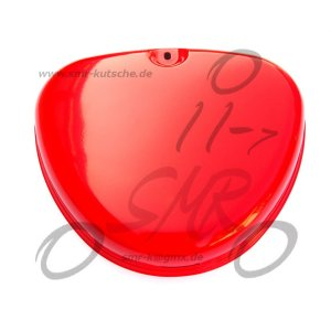 Seitendeckel S50, S51 rechts rot