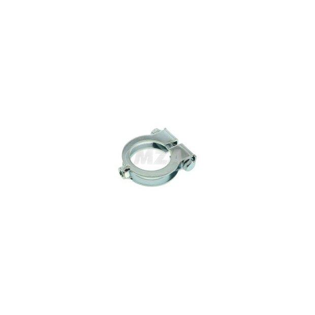 Klemmschelle (zw. Krümmer u. Auspufftopf) SPORT für Krümmer Ø32mm S51E, S70E - Enduro