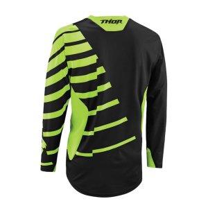 Jersey Thor Core S15 Orbit schwarz/fluoreszierend grün