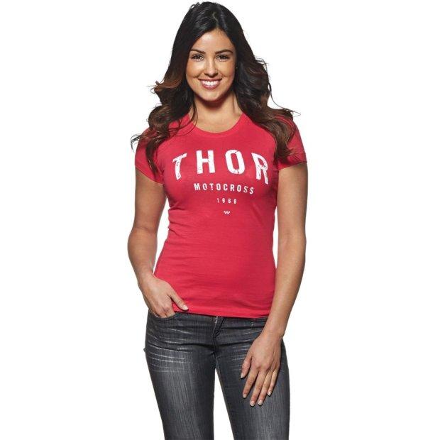 Shirt Frauen Thor Shop pink