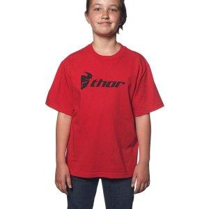 Shirt Kinder Thor Loud N Proud rot