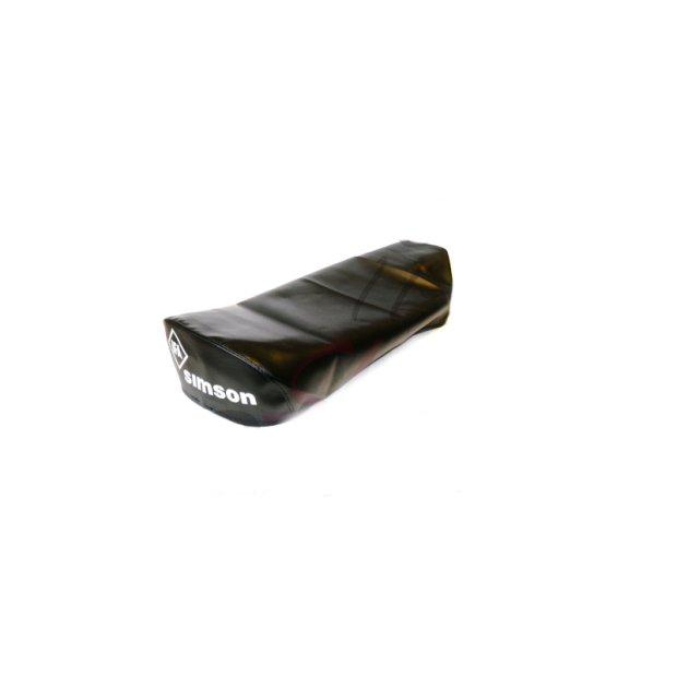 Sitzbezug Simson schwarz, glatt für S51, KR51/2, S70
