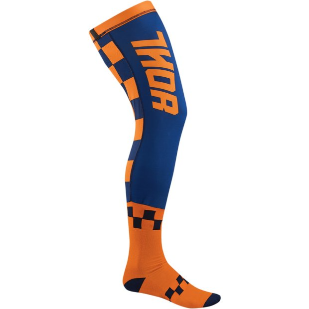 Socken Thor  Comp navy/orange