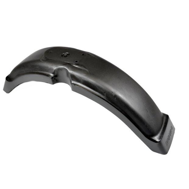 Vorderradkotflügel, Plaste, schwarz (Originalform) Enduro
