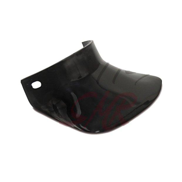 Schmutzfänger  S50, S51, S70 schwarz plaste