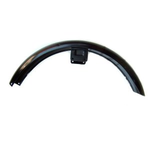 Kotflügel vorn - schwarz pulverbeschichtet - für S50, S51, S70