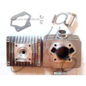 Zylinderset mit Zylinderkopf S51, KR51/2, SR50, S70 70ccm