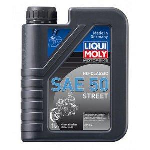 Motorbike Liqui Moly HD-Classic SAE 50 Street 1l