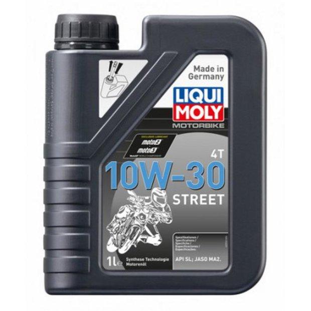Motorbike Liqui Moly 4T 10W-30 Street 1l