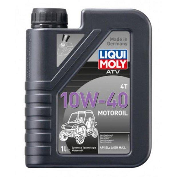 ATV Liqui Moly 4T Motoroil 10W-40 1l