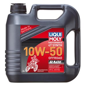 Motorbike Liqui Moly 4T Synth 10W-50 Offroad Race 4l