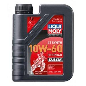 Motorbike Liqui Moly 4T Synth 10W-60 Offroad Race 1l