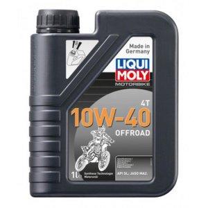 Motorbike Liqui Moly 4T 10W-40 Offroad 1l