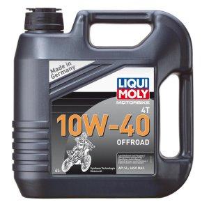 Motorbike Liqui Moly 4T 10W-40 Offroad 4l