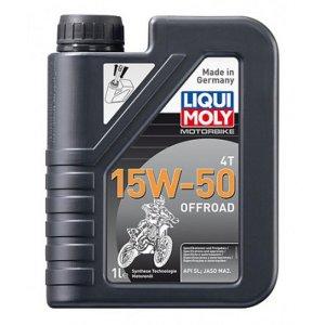 Motorbike Liqui Moly 4T 15W-50 Offroad 1l