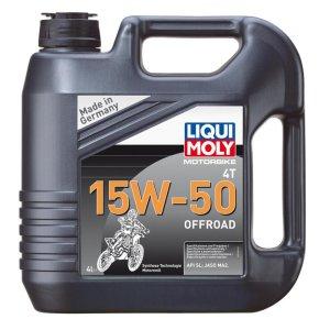 Motorbike Liqui Moly 4T 15W-50 Offroad 4l