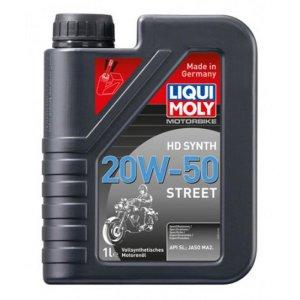 Motorbike Liqui Moly 4T HD Synth 20W-50 Street 1l
