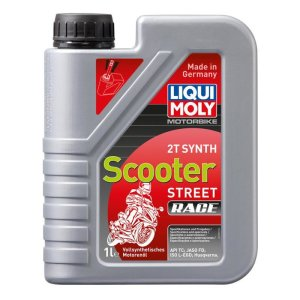 Motorbike Liqui Moly 2T Synth Scooter Street Race 1l