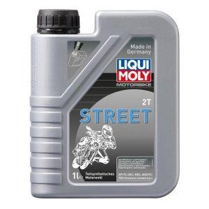 Motorbike Liqui Moly 2T Street 1l