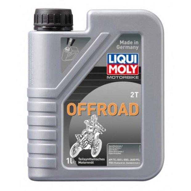 Motorbike Liqui Moly 2T Offroad 1l
