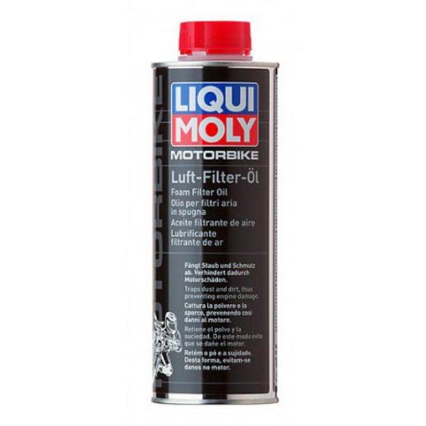 Motorbike Liqui Moly Luftfilteröl 500ml