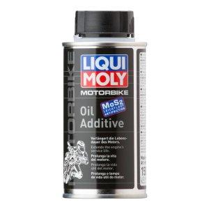 Motorbike Oil Additive Ligui Moly 125ml