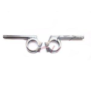 Blinkerhalter Set S50, S51, S70 vorn  für runde Blinker
