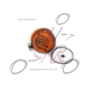 Blinker orange vorn rund S50, S51, S70