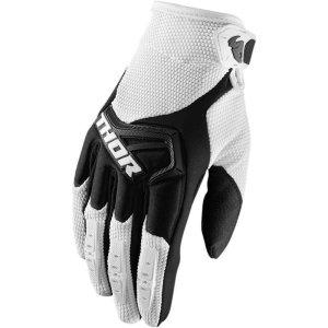 MX Handschuhe Thor Spectrum S18 weiß