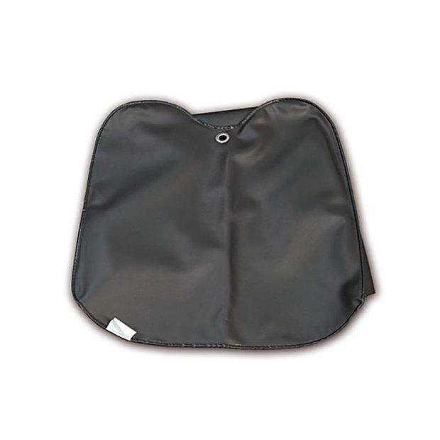 Knieschutzdecke, schwarz - für SR50, SR80