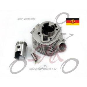 Zylinder mit Kolben original DDR KR 51/1 Schwalbe, SR4-2 Star