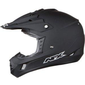 AFX Helm FX-17 Matt schwarz