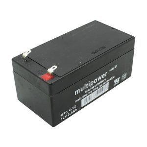 Batterie (wartungsfrei) 12V 3,4 Ah