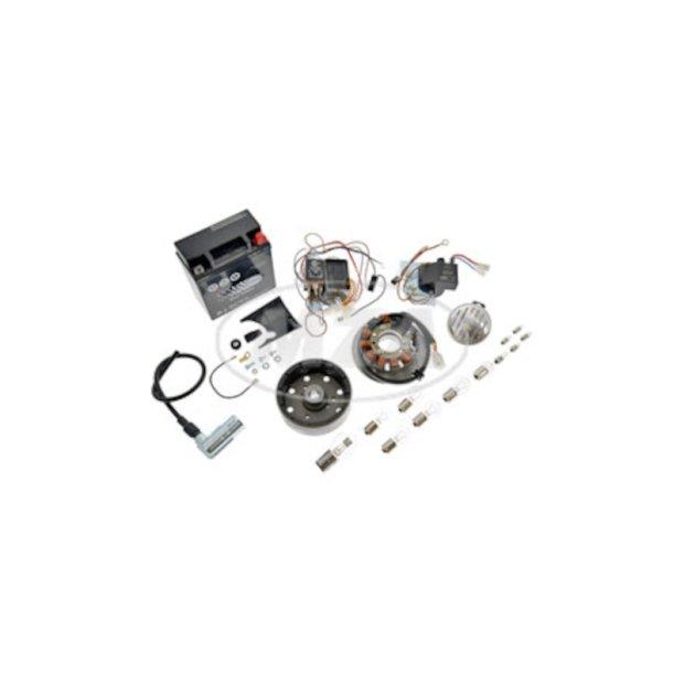 Umrüstsatz kpl. Vape M-G-V auf 12V 35/35W S50, S51, S70