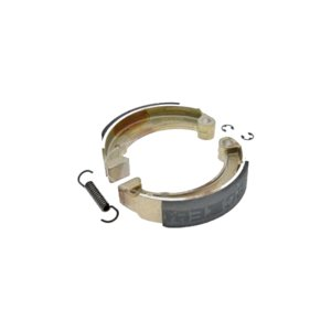 EBC-Bremsbacken Set ø124mm - mit Bremsbackenfeder + Sicherungsscheiben