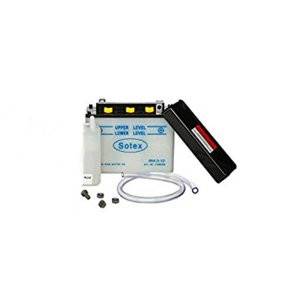 Batterie SOTEX 6V 4,5 Ah, inkl. Batteriedeckel