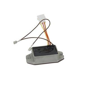 12V-Spannungsregler, Gleichrichter AC-DC R54