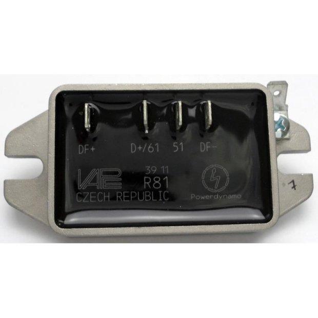 Elektronischer Spannungsregler R81- 6V - Ersatz