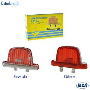 Parkleuchte 8512.3 für KR51, SR4-2, SR4-3, SR4-4