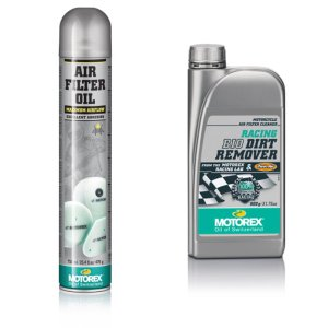 Motorex Luftfilterpflege Set