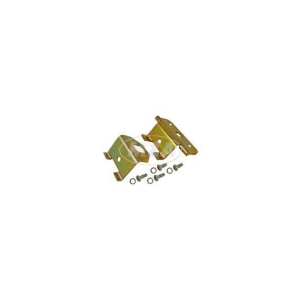 Scharnier - Set Sitzbank KR51 - Schwalbe  (Scharnier, Winkel, Schrauben )