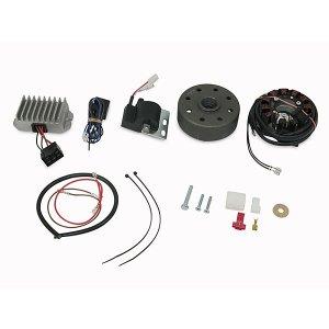 Lichtmagnetzündanlage 12V 100W mit integrierter vollelektronischer Zündung für MZ RT125