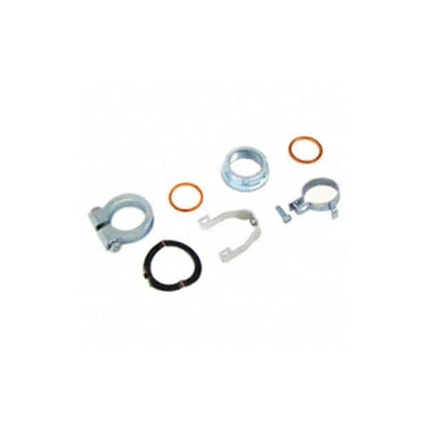 Anbauteile für Krümmer - mit Sicherungsschelle - für Enduro S51E, S70E