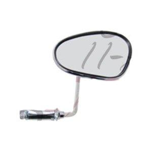 Rückblickspiegel B&M - rechts/einfache Ausführung - Innenlenkerbefestigung passend für SR1, SR2, KR50, ES, TS, R35, BK, AWO, RT, EMW