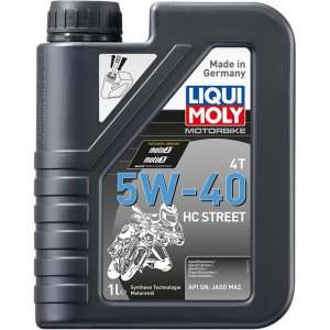 Motorbike 4T 5W-40 HC Street 1l