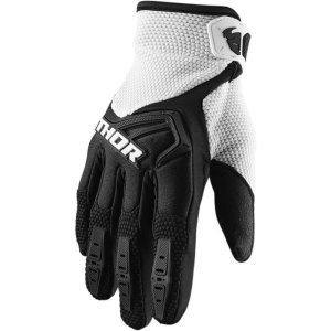 MX Handschuhe Thor Spectrum S20  schwarz/weiss