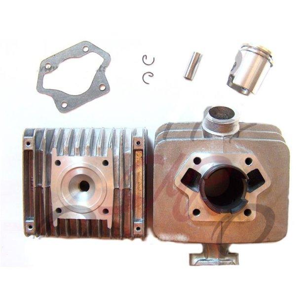 Zylinderset mit Zylinderkopf S51, KR51/2, SR50 60ccm